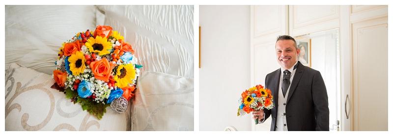 Wedding Bouquet Sardinia