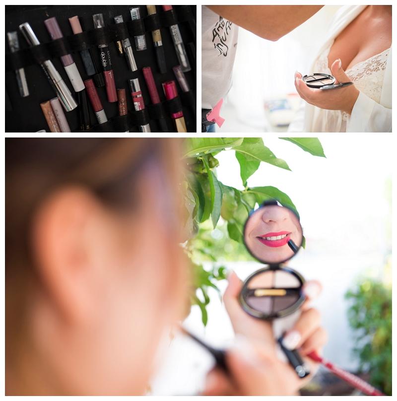 Bridal Makeup Sardinia