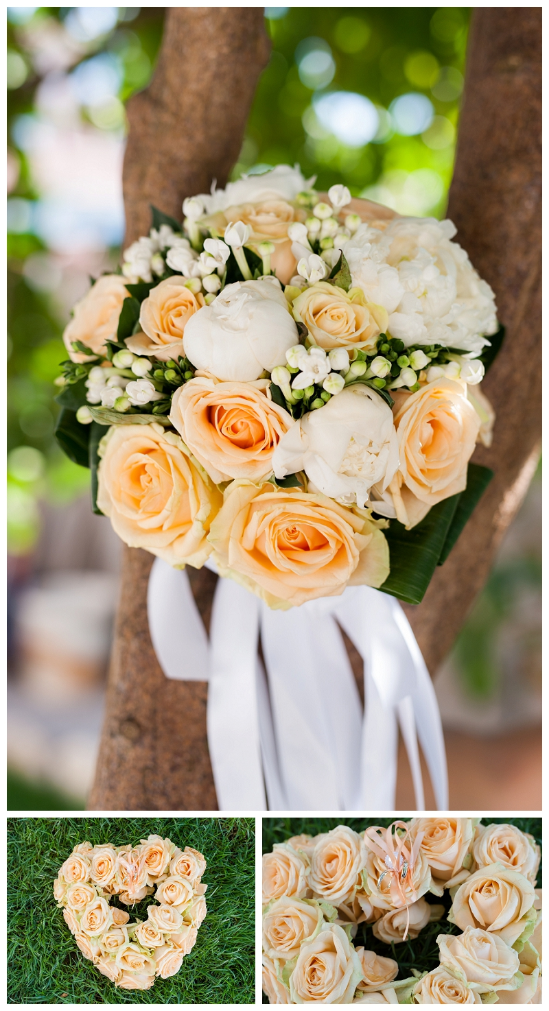 Wedding Flowers Sardinia