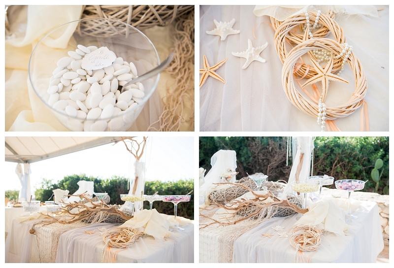 Sea Wedding Theme