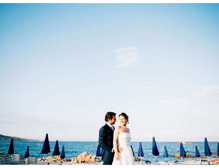 Olbia Wedding Photographer - Puntaldia - Federico & Claudia