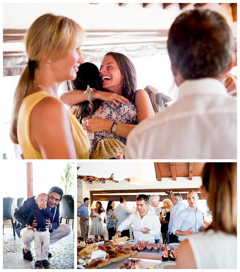 Pre Wedding Party Sardinia
