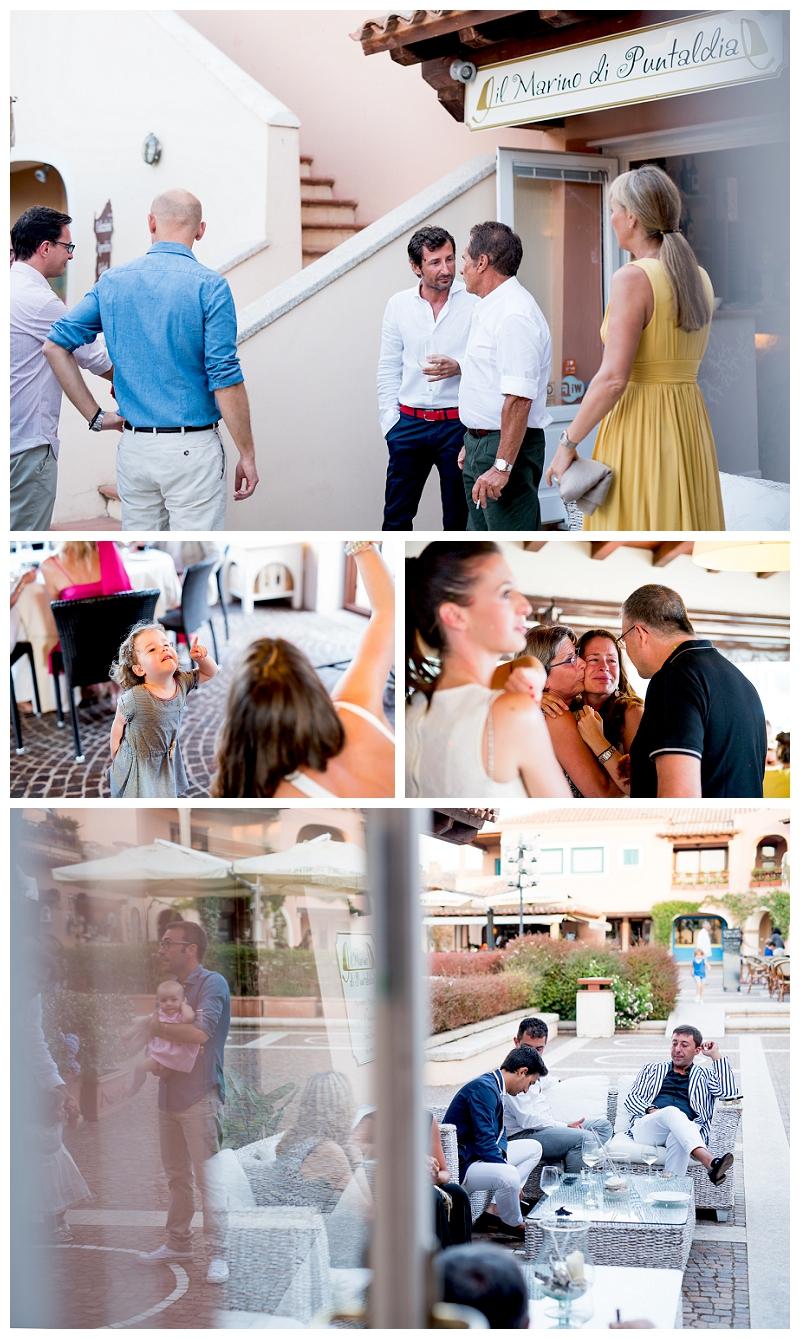 Wedding Party Marino Puntaldia Sardinia