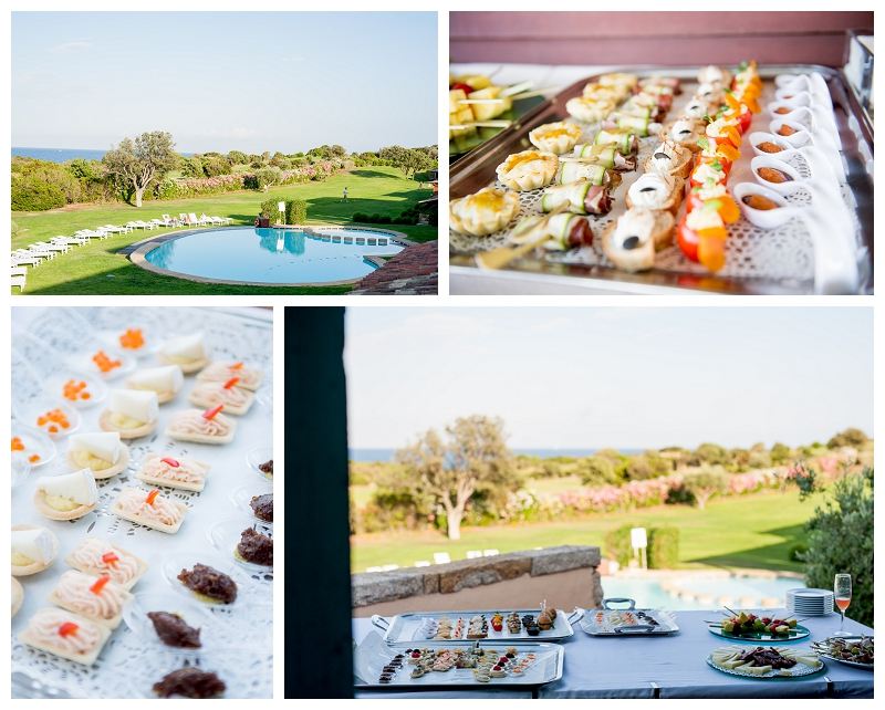 Wedding Location Due Lune Resort Golf & Spa Sardinia