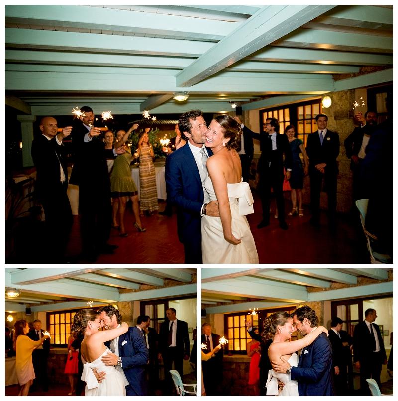 Dancing Wedding Couple Sardinia