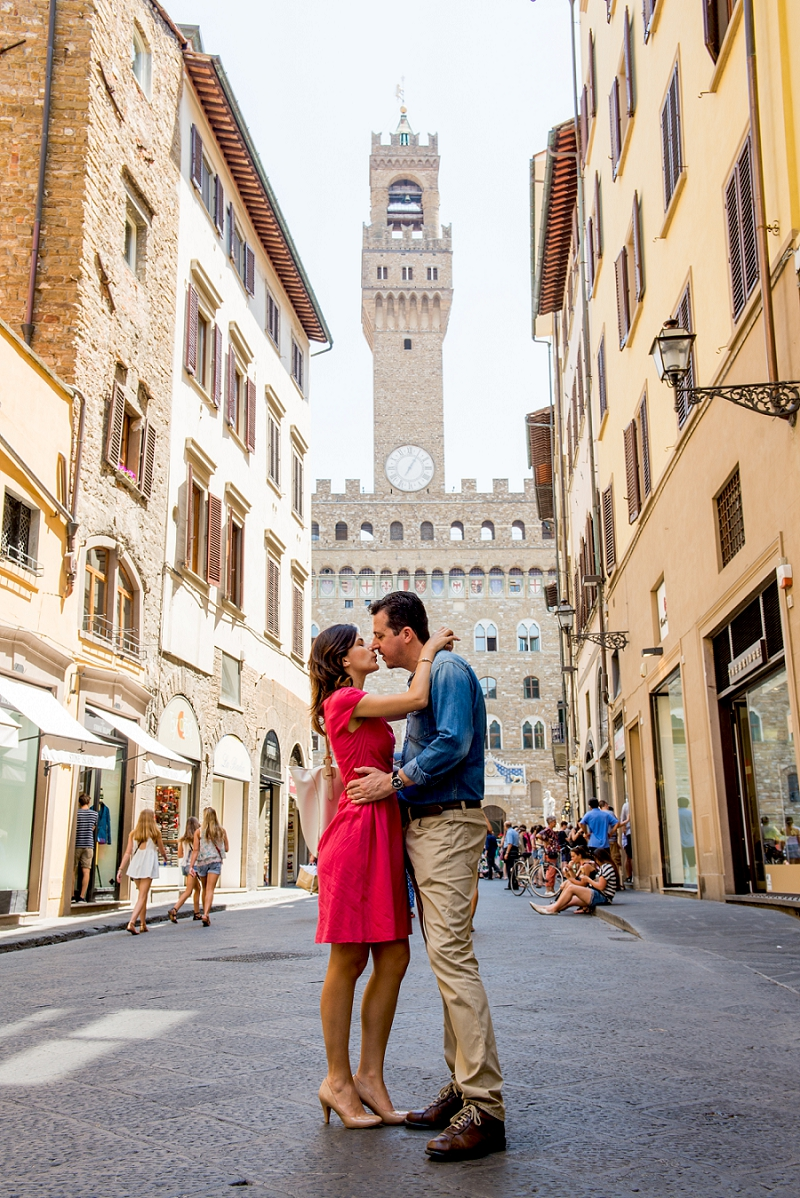Florence Engagement session