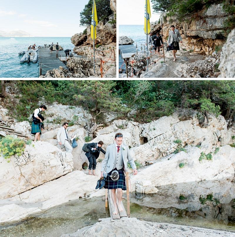 Get Married Cala Luna Sardinia