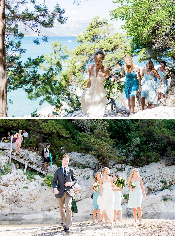 Beach Marriage Sardinia Italy