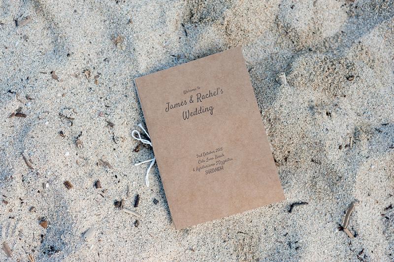Exclusive Beach Wedding Cala Luna Sardinia