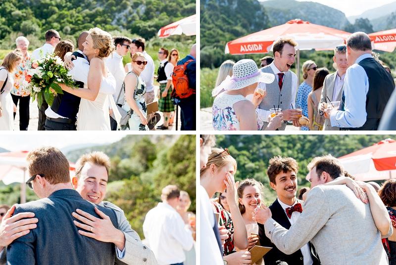 Exclusive Cala Luna Wedding Sardinia Italy
