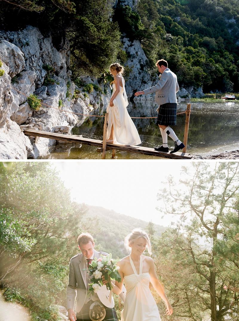 Cala Luna Beach Wedding