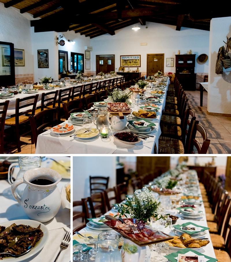 Sardinia Wedding Location