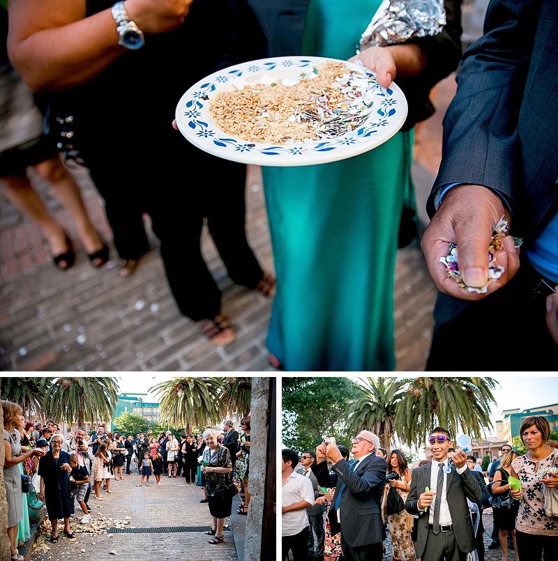 Religious Marriage Sardinia Italy
