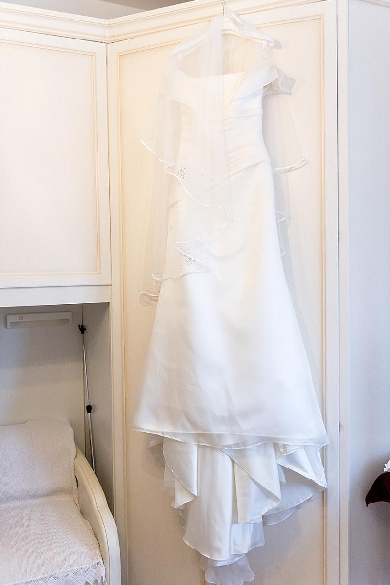 Wedding Dress Sardinia
