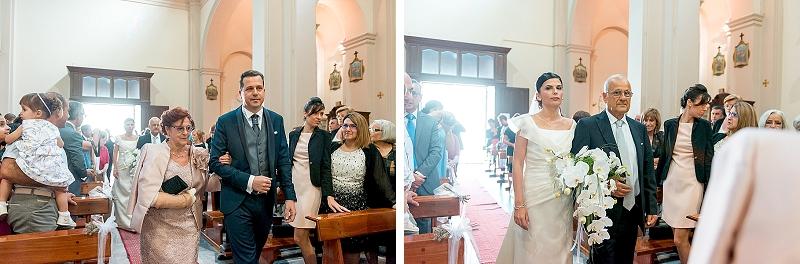 Wedding Church Santa Lucia Ozieri Sardinia