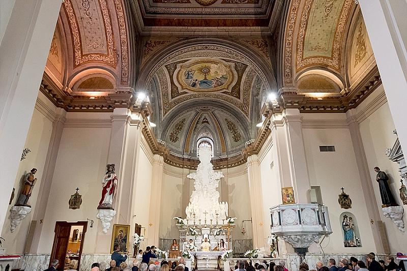 Wedding Church Santa Lucia Ozieri