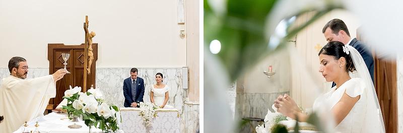 Religious Wedding Ceremony Sardinia