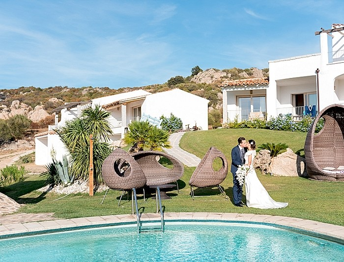 Costa Smeralda Wedding Photographer - Porto Rotondo - Mirko & Paola