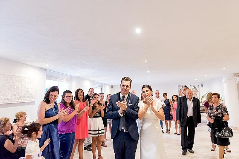 Wedding Photographer Porto Rotondo Sardinia Italy