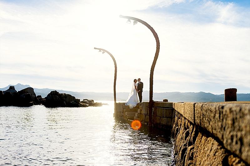 Baja Sardinia Wedding Photographer