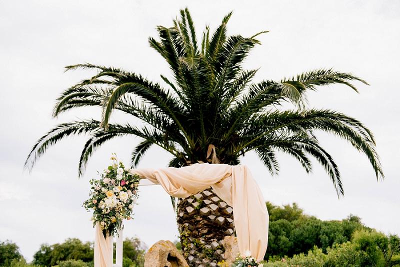 Sardinia luxury wedding