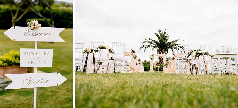 Exclusive wedding Sardinia