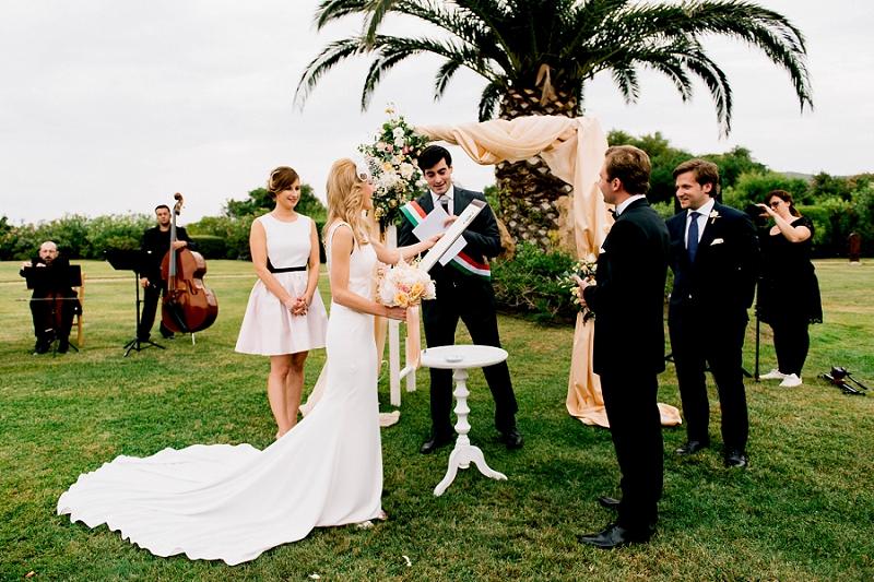 Luxury Wedding Sardinia | Hotel Abi d'Oru Porto Rotondo