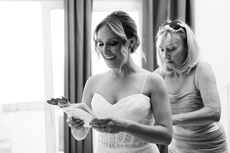 16 bride getting ready sardinia wedding