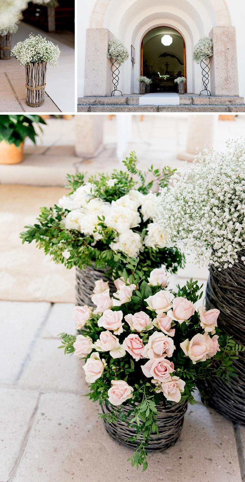 30 church floral details