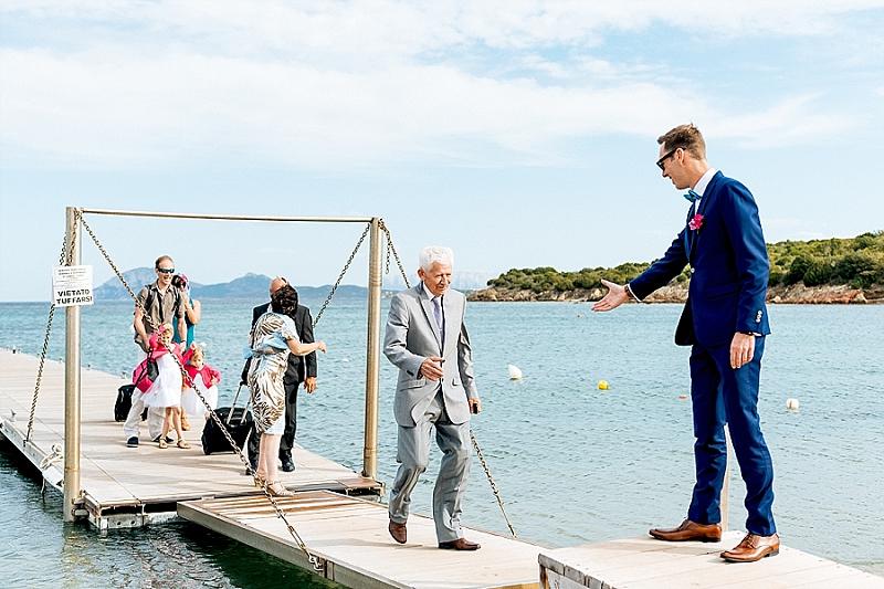 30 wedding on the beach sardinia