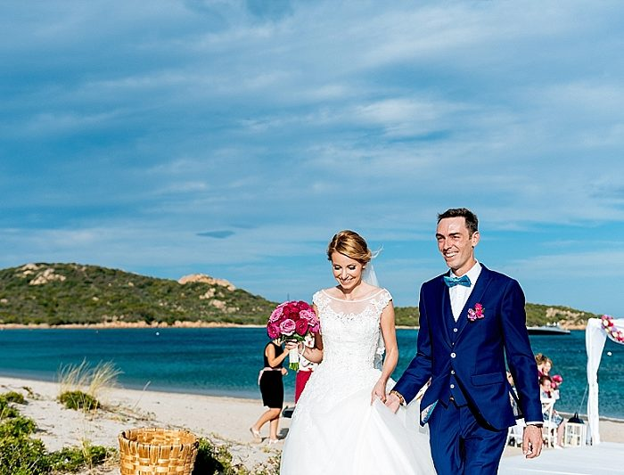 Beach Wedding in Sardinia | Cala di Volpe Wedding