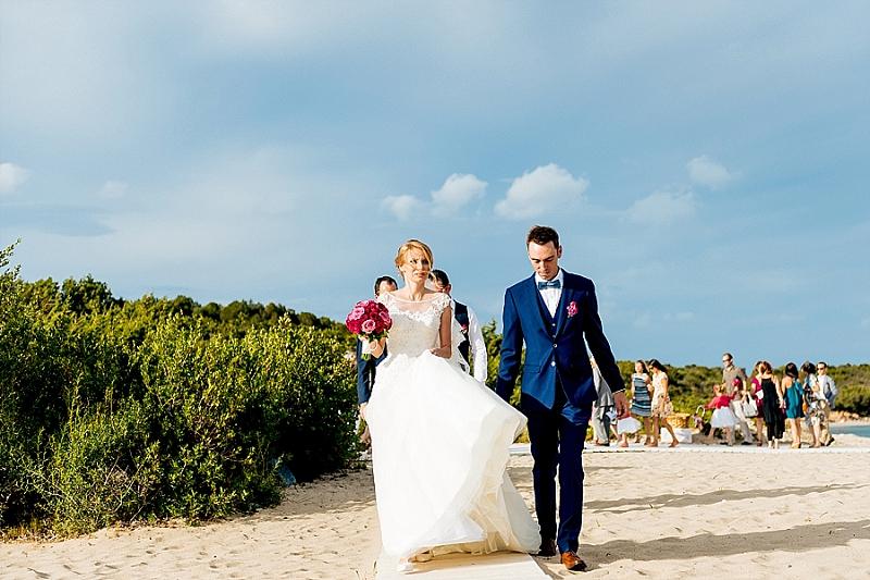 57 beach wedding sardinia