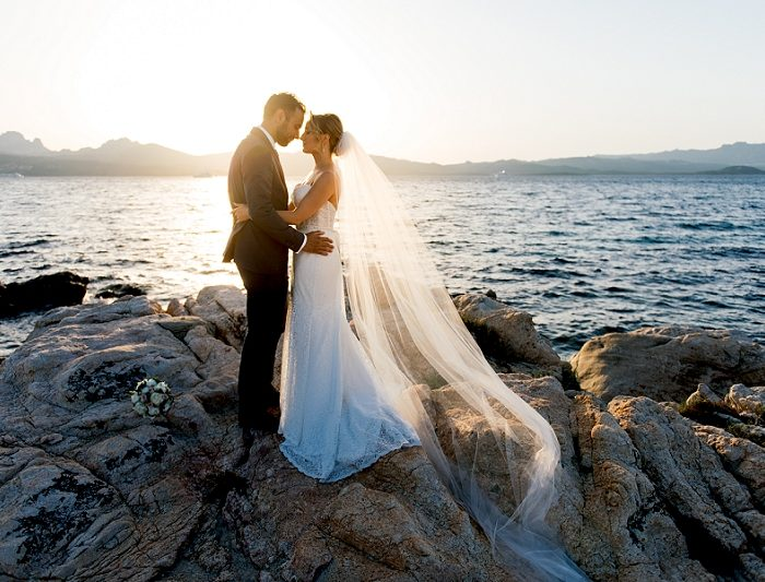 Sardinia Wedding Photographer | Romantic wedding in Italy
