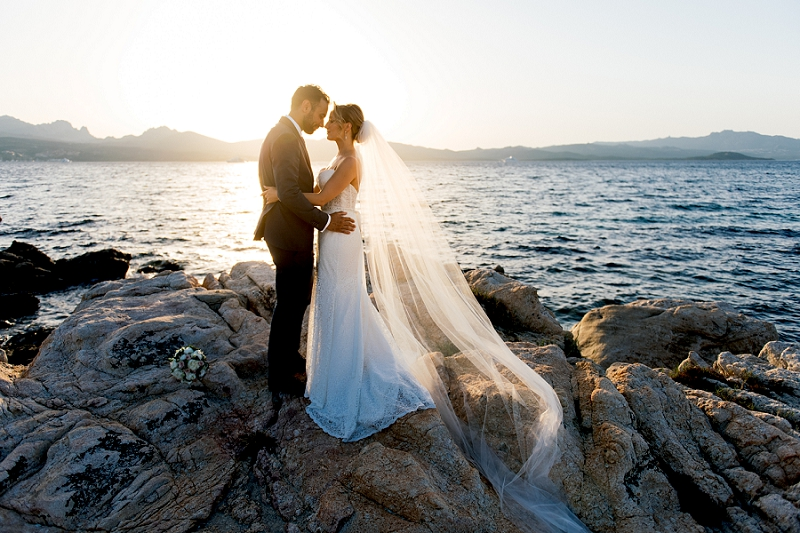 Sardinia Wedding Photographer | Romantic wedding in Italy