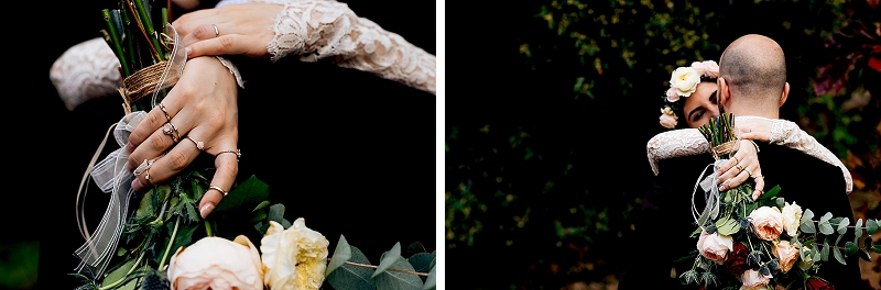 Boho chic wedding Sardinia